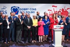 Regionalna Konwencja PiS w Toruniu